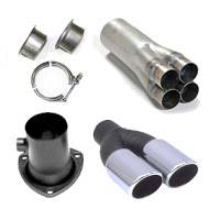 Exhaust / Axle & Differential - Exhaust - Header & Exhaust Components