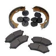 Suspension & Brakes / Wheels & Tires - Brakes - Brake Pads & Shoes