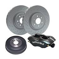 Suspension & Brakes / Wheels & Tires - Brakes - Calipers, Drums, & Rotors