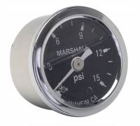 Gauges & Accessories - Individual Gauges - Pressure