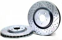 Brakes - Calipers, Drums, & Rotors - Rotors
