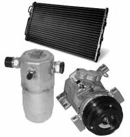 Cooling - Air Conditioning Systems & Kits