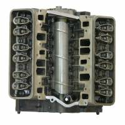 ATK - ATK DCE7 - Engine Long Block for CHEV 4.3/262 93-94 ENGINE - Image 5