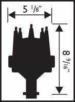 MSD - MSD 8552 - Buick 400-430-455 V8 Ready-to-Run Distributor - Image 2