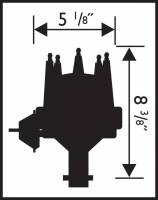 MSD - MSD 8524 - Buick Nailhead Ready-to-Run Distributor - Image 2