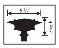 MSD - MSD 84891 - Chevy Flat Top Pro-Billet Distributor - Image 2