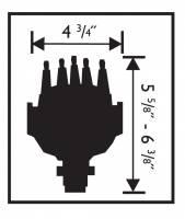 MSD - MSD 8570 - Chevy Pro-Billet Small Diameter V8 Distributor - Image 2