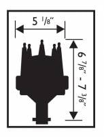 MSD - MSD 85501 - Chevy V8 Pro-Billet Distributor - Image 2