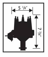 MSD - MSD 8361 - Chevy V8 Street Pro-Billet w/Vacuum Advance - Image 2