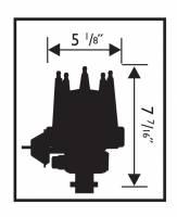 MSD - MSD 8572 - Corvette V8 Tach DriveDistributor w/Vacuum Advance - Image 2