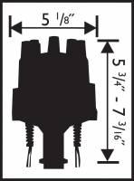 MSD - MSD 8356 - Dual Pickup Chevy V8 Distributor - Image 2