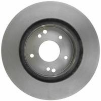 ACDelco - ACDelco Professional Rear Disc Brake Rotor Assembly 18A101 - Image 2