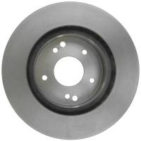 ACDelco - ACDelco Professional Rear Disc Brake Rotor Assembly 18A101 - Image 4