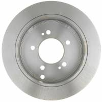 ACDelco - ACDelco Advantage Coated Rear Disc Brake Rotor 18A1662AC - Image 4