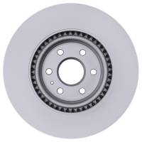 ACDelco - ACDelco Advantage Coated Front Disc Brake Rotor 18A2726AC - Image 2