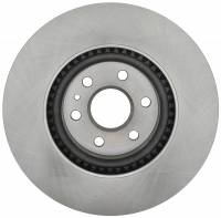 ACDelco - ACDelco Advantage Coated Front Disc Brake Rotor 18A2726AC - Image 4