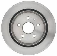 ACDelco - ACDelco Advantage Coated Rear Disc Brake Rotor 18A2727AC - Image 2