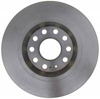 ACDelco - ACDelco Professional Rear Disc Brake Rotor 18A2784 - Image 2