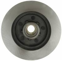 ACDelco - ACDelco Advantage Non-Coated Front Disc Brake Rotor and Hub Assembly 18A296A - Image 4