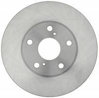 ACDelco - ACDelco Advantage Non-Coated Front Disc Brake Rotor 18A471A - Image 1