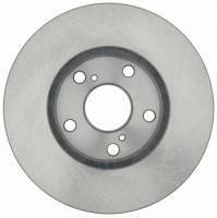 ACDelco - ACDelco Advantage Non-Coated Front Disc Brake Rotor 18A471A - Image 2
