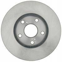 ACDelco - ACDelco Advantage Non-Coated Front Disc Brake Rotor 18A471A - Image 4