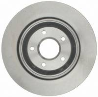 ACDelco - ACDelco Advantage Non-Coated Front Driver Side Disc Brake Rotor 18A947A - Image 2