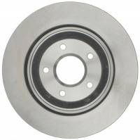 ACDelco - ACDelco Advantage Non-Coated Front Driver Side Disc Brake Rotor 18A947A - Image 4