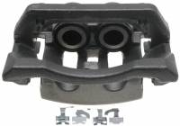 ACDelco - ACDelco Professional Rear Driver Side Disc Brake Caliper Assembly without Pads (Friction Ready Non-Coated) 18FR2618 - Image 1