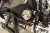 SDPC Raceshop - SDPC Raceshop Fuel Pump Block Off Plate - Image 2