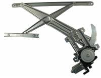 ACDelco - ACDelco Professional Front Driver Side Power Window Regulator with Motor 11A505 - Image 2