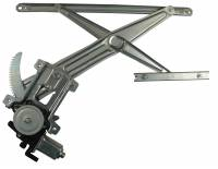 ACDelco - ACDelco Professional Front Passenger Side Power Window Regulator with Motor 11A506 - Image 2