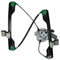 ACDelco - ACDelco Professional Front Passenger Side Power Window Regulator with Motor 11A642 - Image 1