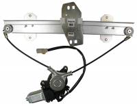ACDelco - ACDelco Professional Rear Driver Side Power Window Regulator with Motor 11A653 - Image 1