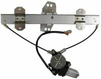 ACDelco - ACDelco Professional Rear Driver Side Power Window Regulator with Motor 11A653 - Image 2