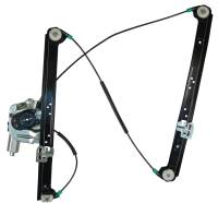 ACDelco - ACDelco Professional Front Driver Side Window Regulator with Motor 11A677 - Image 1