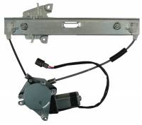 ACDelco - ACDelco Professional Rear Driver Side Power Window Motor and Regulator 11A707 - Image 2