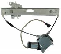 ACDelco - ACDelco Professional Rear Passenger Side Power Window Motor and Regulator 11A708 - Image 2