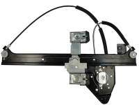 ACDelco - ACDelco Professional Rear Passenger Side Power Window Regulator without Motor 11R831 - Image 1