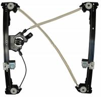 ACDelco - ACDelco Professional Front Passenger Side Power Window Regulator 11R905 - Image 1