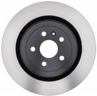 ACDelco - ACDelco Advantage Non-Coated Rear Disc Brake Rotor 18A2936A - Image 2