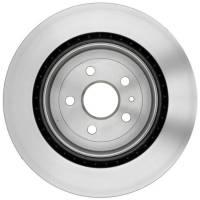 ACDelco - ACDelco Advantage Non-Coated Rear Disc Brake Rotor 18A2936A - Image 3