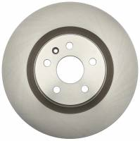 ACDelco - ACDelco Advantage Non-Coated Front Disc Brake Rotor 18A2937A - Image 2