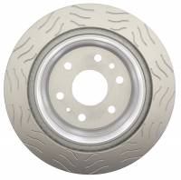 ACDelco - ACDelco Professional Front Disc Brake Rotor Assembly 18A81032SD - Image 3