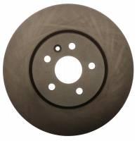 ACDelco - ACDelco Advantage Non-Coated Front Disc Brake Rotor 18A81034A - Image 2