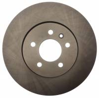 ACDelco - ACDelco Advantage Non-Coated Front Disc Brake Rotor Assembly 18A81048A - Image 2