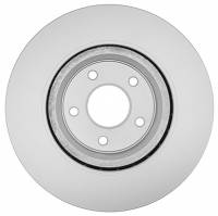 ACDelco - ACDelco Professional Front Disc Brake Rotor Assembly 18A81055 - Image 3