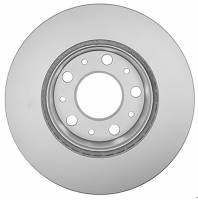 ACDelco - ACDelco Professional Front Disc Brake Rotor Assembly 18A81766 - Image 3