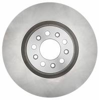 ACDelco - ACDelco Professional Front Disc Brake Rotor Assembly 18A81768 - Image 2