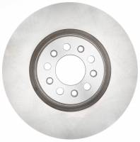ACDelco - ACDelco Advantage Non-Coated Front Disc Brake Rotor 18A81768A - Image 2